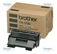 Brother TN1700 Toner - Original - Genuine